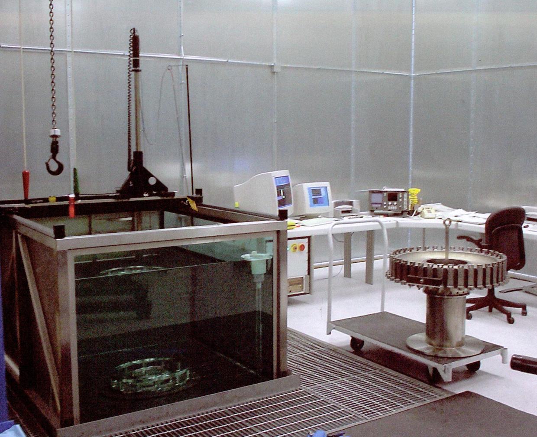 Spool testing - USPC
