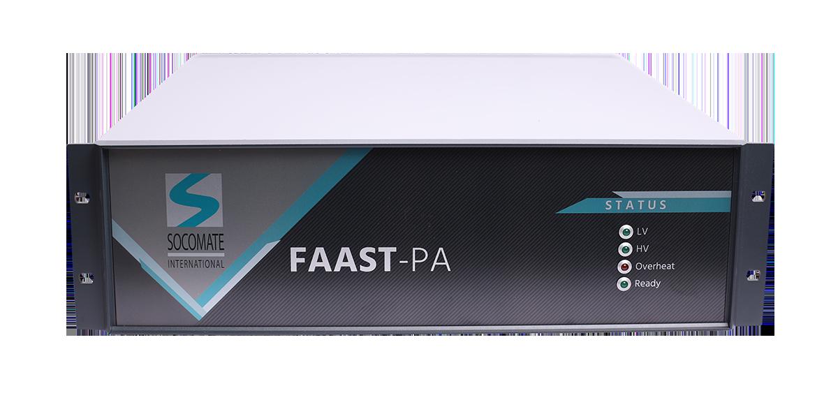 FAAST-PA face avant