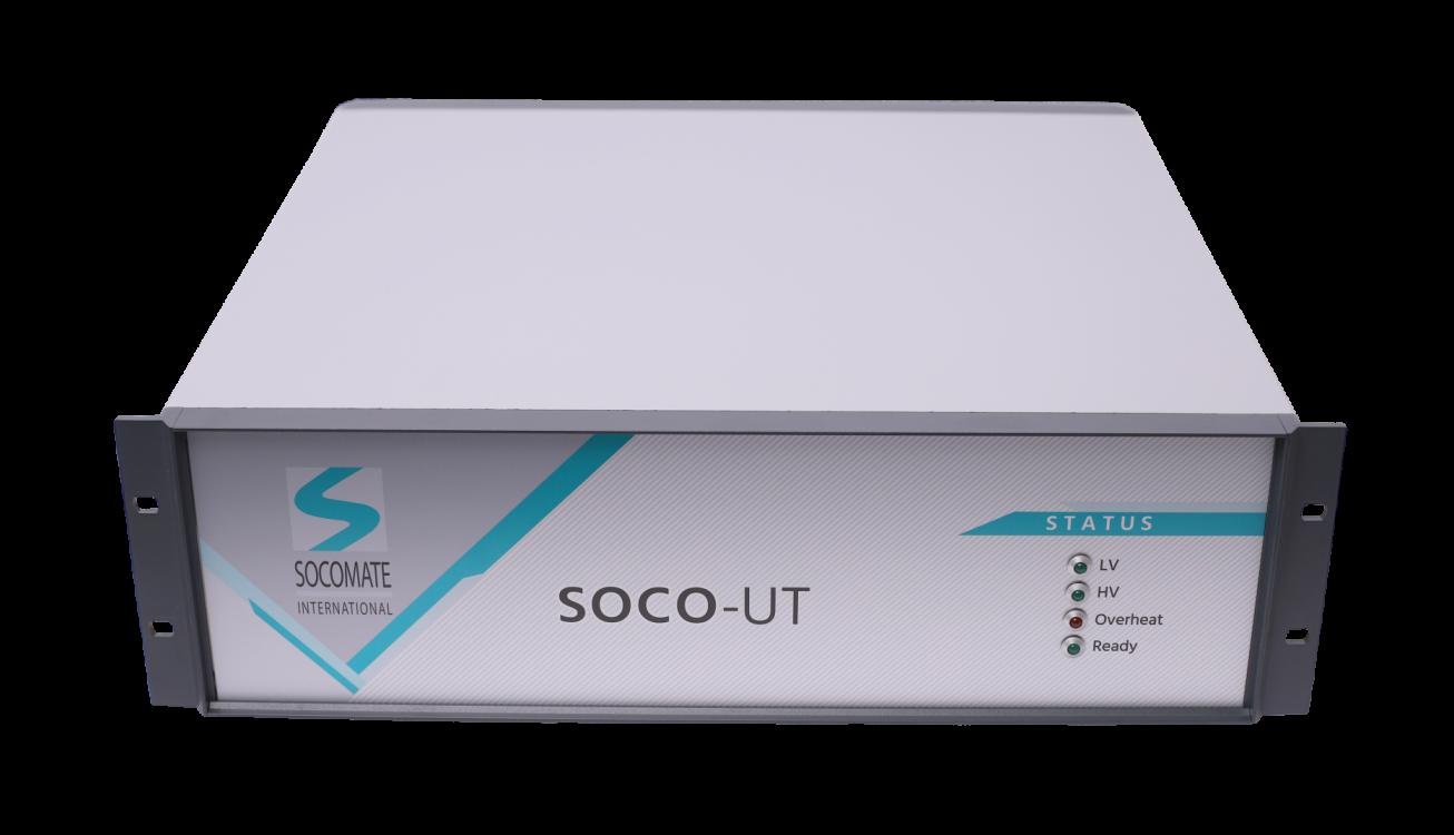 SOCO X racks